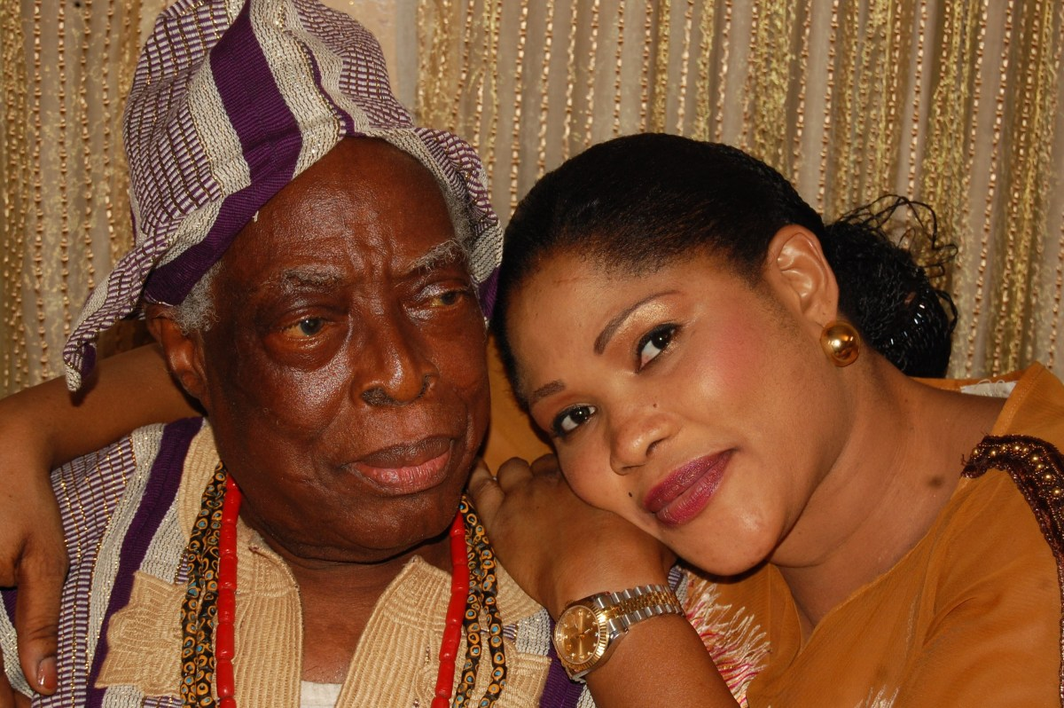 OBITUARY: Adebayo Faleti… Herbalist's son, former houseboy, 'rejected soldier', renowned actor